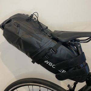 Expedition bike packing seat pack 13L